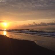 Sunrise in Myrtle Beach, SC