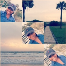 One of my first visits back to Myrtle Beach, SC after my move to North Carolina