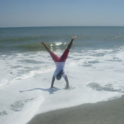 The day the beach became my favorite place.